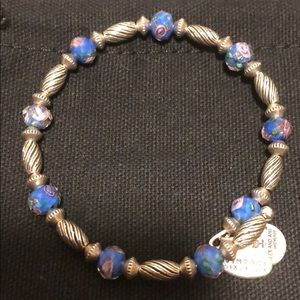 Alex and Ani Vintage 66 Road to Romance Wrap